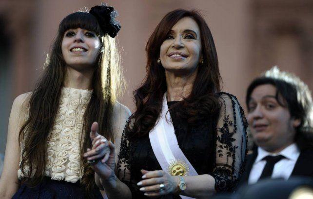 Florencia Kirchner cobra 57 mil pesos como directora de la sociedad Los Sauces