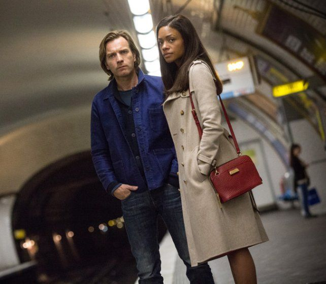 Protagonistas. Ewan McGregor y Naomie Harris.
