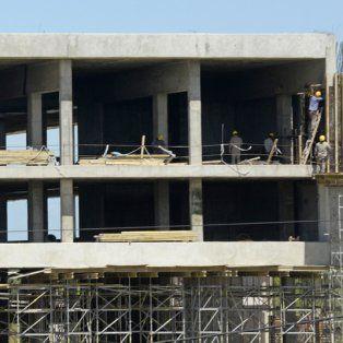 Siempre en construcción. La estructura de la zona sur.