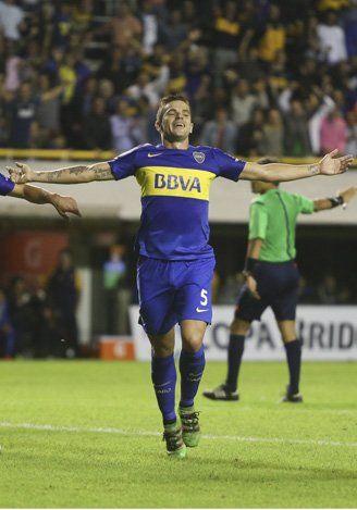 Tras 5 meses. Fernando Gago vuelve.
