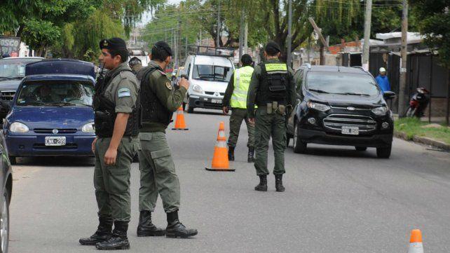 No sé cuántos gendarmes llegaron, pregúntenle a Anita Martínez o a Incicco