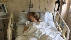 fue a una fiesta, lo ataco un grupo de rugbiers y termino internado en terapia intensiva