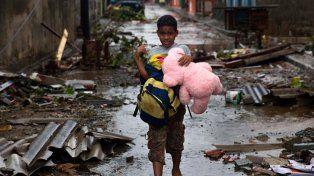 Matthew golpeó con fuerza en la ciudad cubana de Baracoa y provocó grandes destrozos.