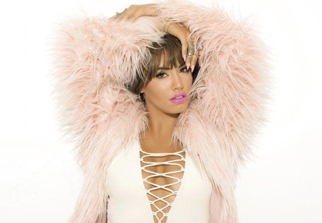 diva pop. Lali Espósito fue disco de oro con Soy a horas de su lanzamiento.