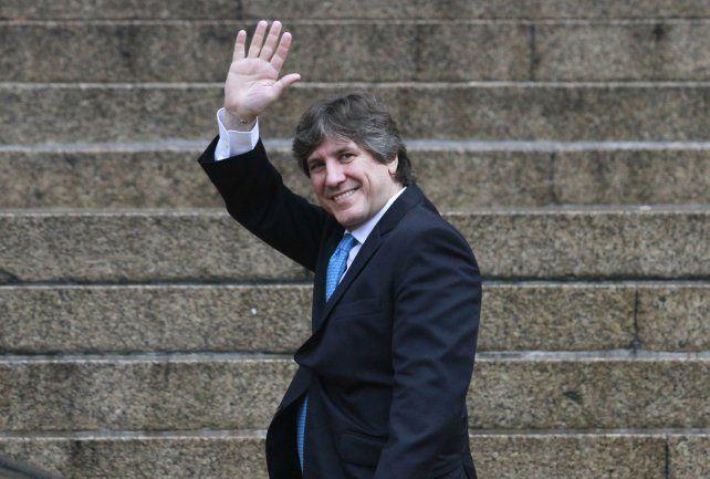Boudou se opuso a la elevación a juicio formulada por el fiscal Jorge Di Lello y la querella a cargo de la Oficina Anticorrupción (OA).