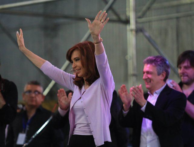 Cristina Kirchner: Si la herencia es muy pesada, que la devuelvan