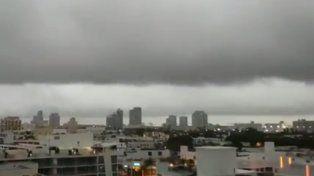 el paso del huracan matthew por la ciudad de miami, visto con ojos rosarinos