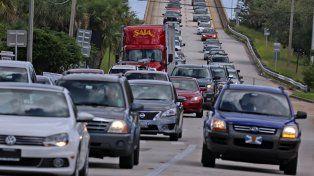 florida. Cientos de miles de ciudadanos huían del huracán Matthews. Decretaron un plan de emergencia federal.