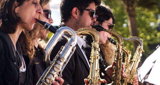 Mañana, la Big Band Jazz