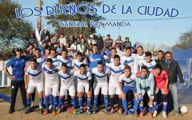 General Paz de Villa Gobernador Gálvez jugará en la Rosarina