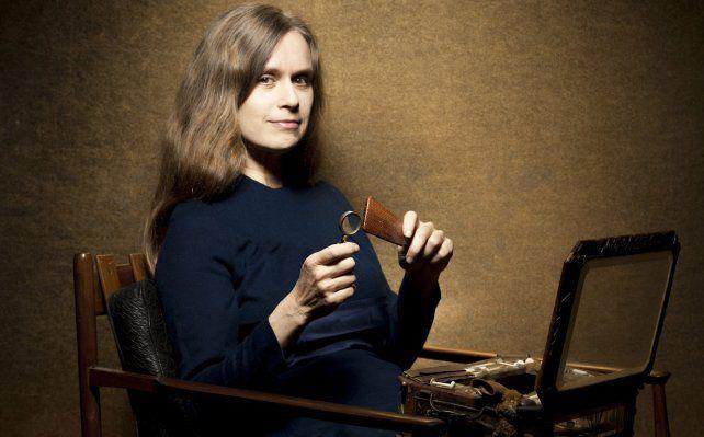 Segura y arriesgada. Juana Molina editó seis discos de estudio y recién terminó de grabar el séptimo