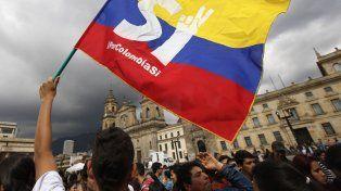 ¿Quienes fueron los protagonistas del proceso de paz de Colombia?