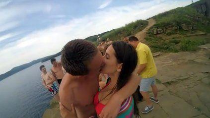 Encontró una GoPro perdida hace un año y publica el video de cómo se perdió  para dar con el dueño
