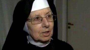 El juez Rafecas dictó el sobreseimiento y declaró ininmputable por estado demencial a la hermana Alba, titular del convento de General Rodríguez.