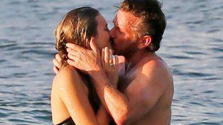 Sin ocultarse se mostraron muy juntos en Hawai.