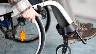 Uno de los agresores se movilizaba en silla de ruedas.