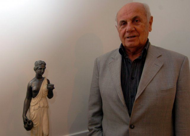 El empresario rosarino José Pepe Angeli falleció hoy