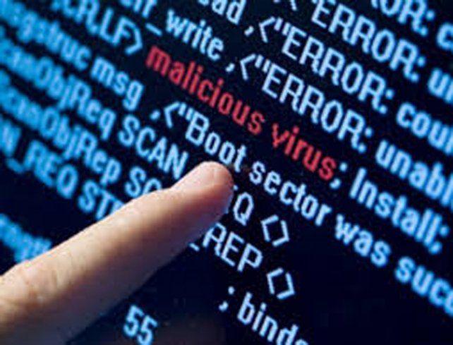 Riesgo. Los virus pueden burlar los programas que los rechazan.