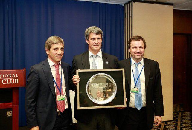 El ministro argentino fue destacado por una revista británica.
