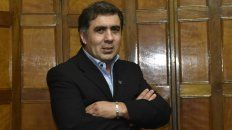 Líder. Marcelo Ayimen, secretario general del Sindicato del Vidrio Rosario.