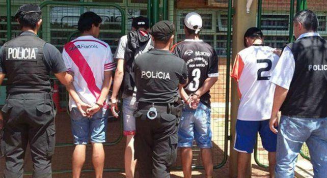 La Policía de Misiones logró detener a los cuatro implicados en la muerte de Facundo.