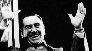 Marca registrada. El tres veces presidente de la Nación buscó unir las irreconciliables diferencias que había incubado el movimiento justicialista.