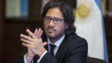 El ministro de Justicia Germán Garavano.