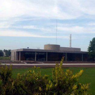 Futuro servicio. El crematorio está en el amplio predio de El Prado.