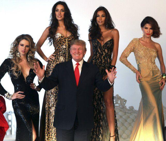 Acorralado. Trump se disculpó por sus comentarios machistas