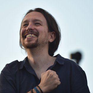 Repunte. La coalición de Iglesias está detrás del PP tras la debacle socialista.