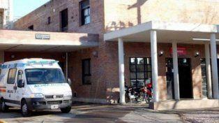 La víctima fue atendida en el Hospital Gamen.
