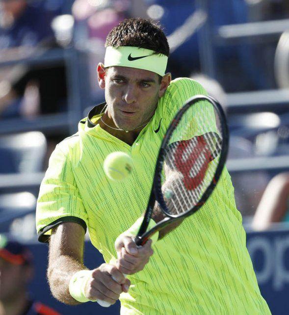 Al ruedo. El último torneo ATP que disputó Juan Martín Del Potro fue el US Open.
