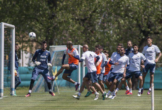 Resultado de imagen para musacchio seleccion argentina paraguay