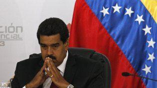 Maduro dijo que quiere conversar con Macri