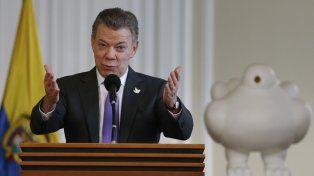 Santos donará el dinero del Nobel a las víctimas del conflicto con las Farc