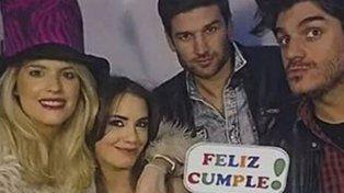 Fotos y videos de la tremenda fiesta de cumpleaños de Lali en un boliche con sus amigos famosos