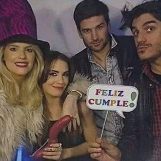 fotos y videos de la fiesta de cumpleanos de lali en un boliche con sus amigos famosos