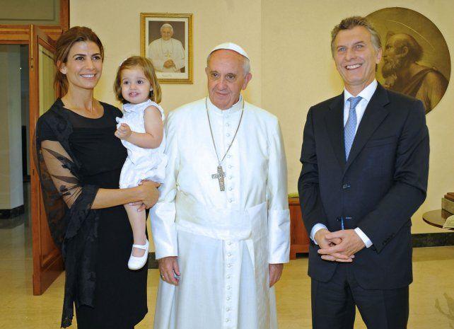 El Papa Francisco recibirá la semana próxima al presidente Mauricio Macri.