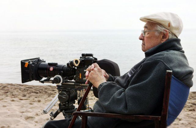 El cineasta polaco Andrej Wajda