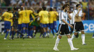 Argentina perdió con Brasil la final jugada en Maracaibo.