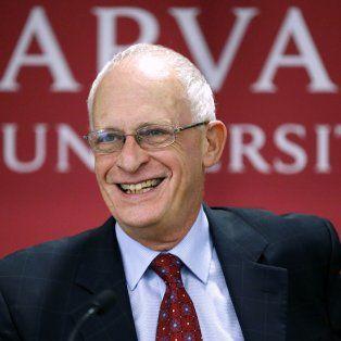 Harvard boy. El economista inglés Oliver Hart desarrolla su tarea científica en los campus de Estados Unidos.