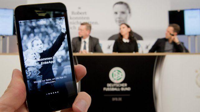 La EnkeApp podrá ser cargada en los teléfonos inteligentes y quiere servir de ayuda a personas aquejadas por la dolencia.
