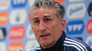 El Patón confirmó el once de Argentina para enfrentar a Paraguay.
