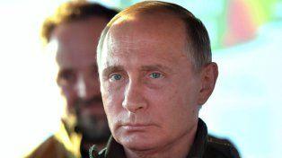 Expansionista. Putin se apodera de Siria y ya pisa fuerte en el Báltico.