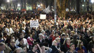 La marcha del 8 de septiembre en reclamo de seguridad fue multitudinaria.