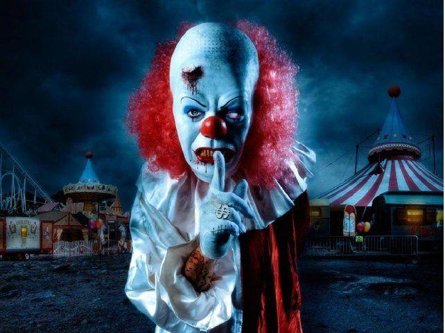 Crece la moda de disfrazarse de payaso siniestro y asustar a la gente por las noches