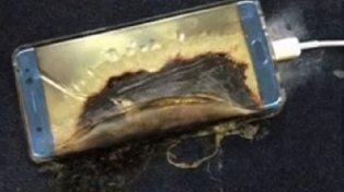 El modelo de smartphone de Samsung presentó serios problemas de fabricación.