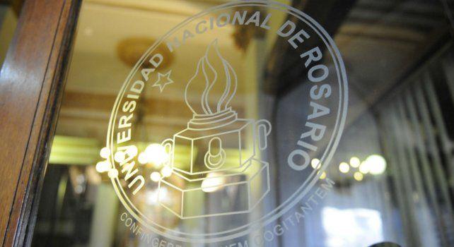 El seminario se realizará en la sede de Gobierno de la UNR
