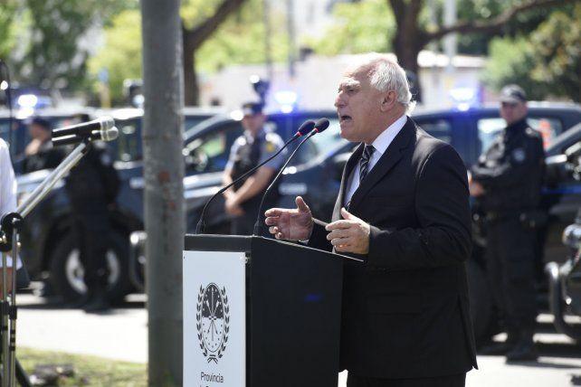 Lifschitz apuntó contra los inadaptados que causaron incidentes en la marcha del Encuentro de Mujeres.