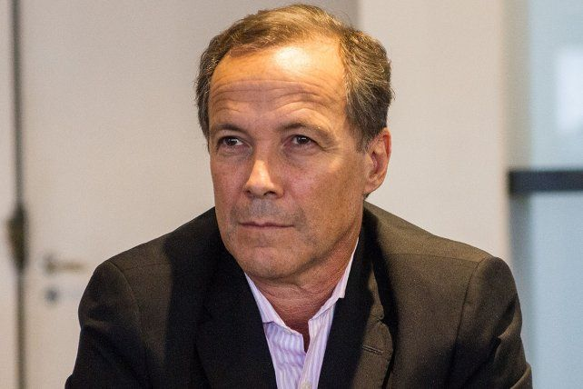 Rubén Giustiniani.